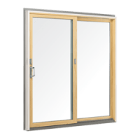 Gliding Patio Door Parts - Andersen