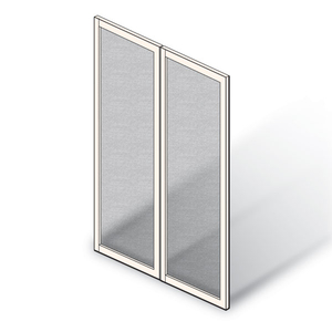 white double hinged insect screen 2592052 andersen doors