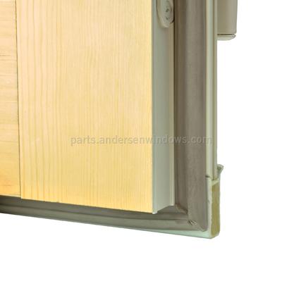 ASeries and 400 Series Hinged Patio Door Panel Gasket  2579046 Weatherstrip  Andersen 400