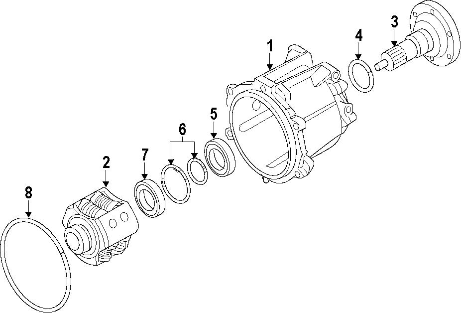 1999 Audi A6 Base Sedan Automatic Transmission