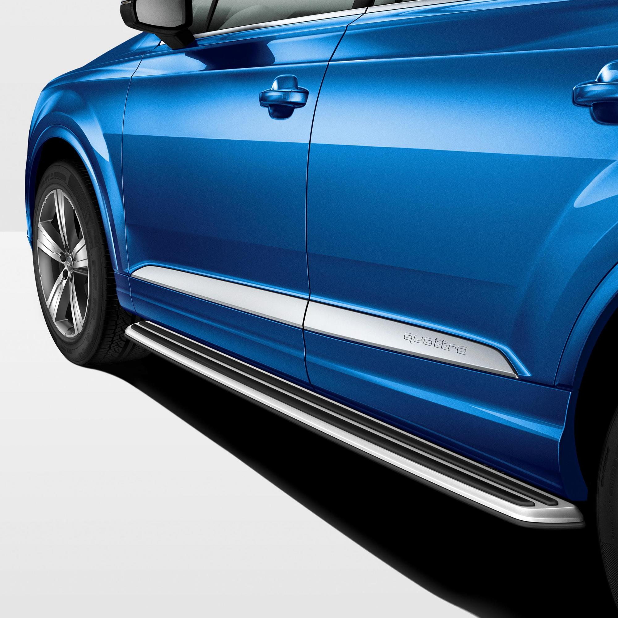 hight resolution of as7 2019 audi q7 2019 audi q7 running board kit boards side