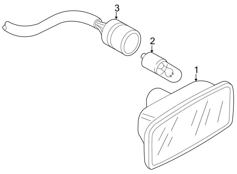 2009 Audi A4 Socket. Bulb. Signal. LAmp. 2012-16. NEW