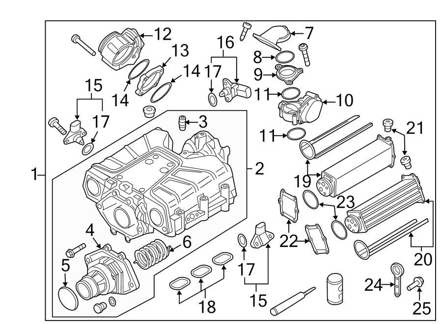 B8 S4 Motor Diagram