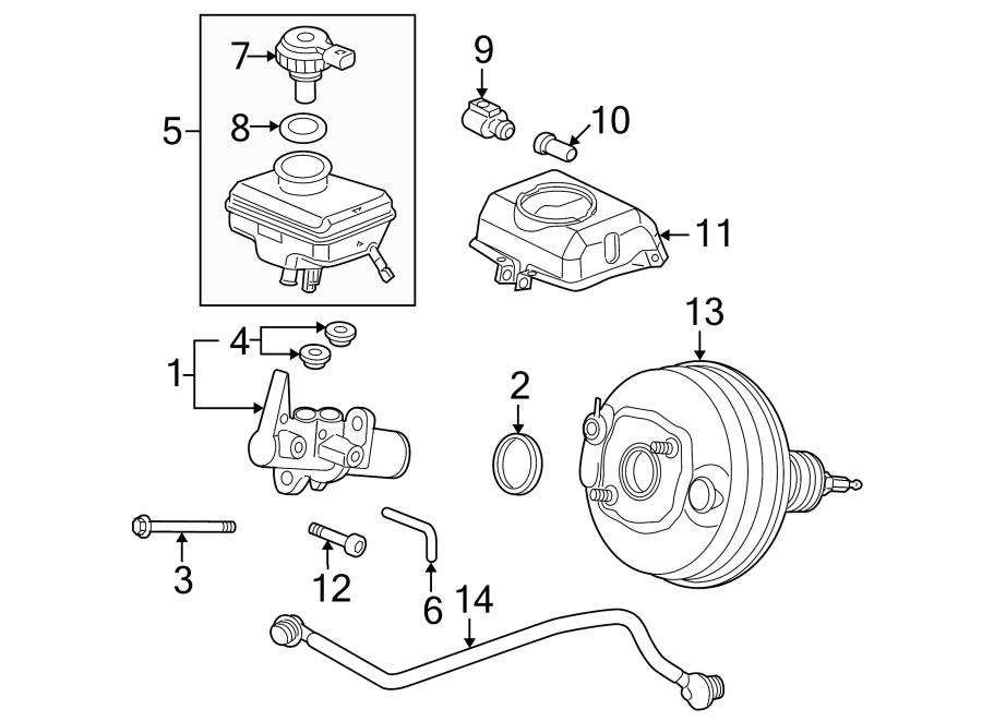 2010 Audi Brake Vacuum Hose. ATE, TRW, COMPONENTS