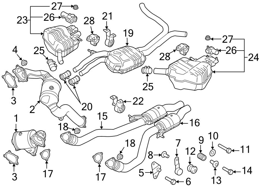 2015 Audi Adjust motor. Chrome EXTENSION. Servomotor. CODE