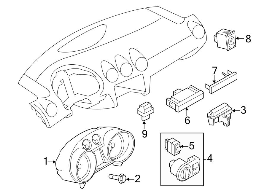 Audi TT Sensor. Sun. Load. From 12/15/10. Temperature