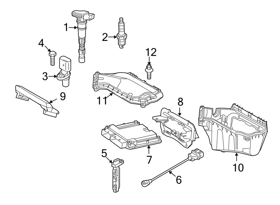 Audi Q5 Spark Plug. 3.0 LITER. 3.2 LITER. 3.2 LITER, Bosch