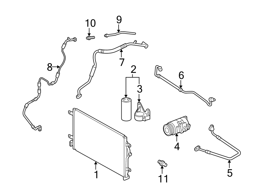 Audi A4 A/c compressor. Repair, liter, conditioner