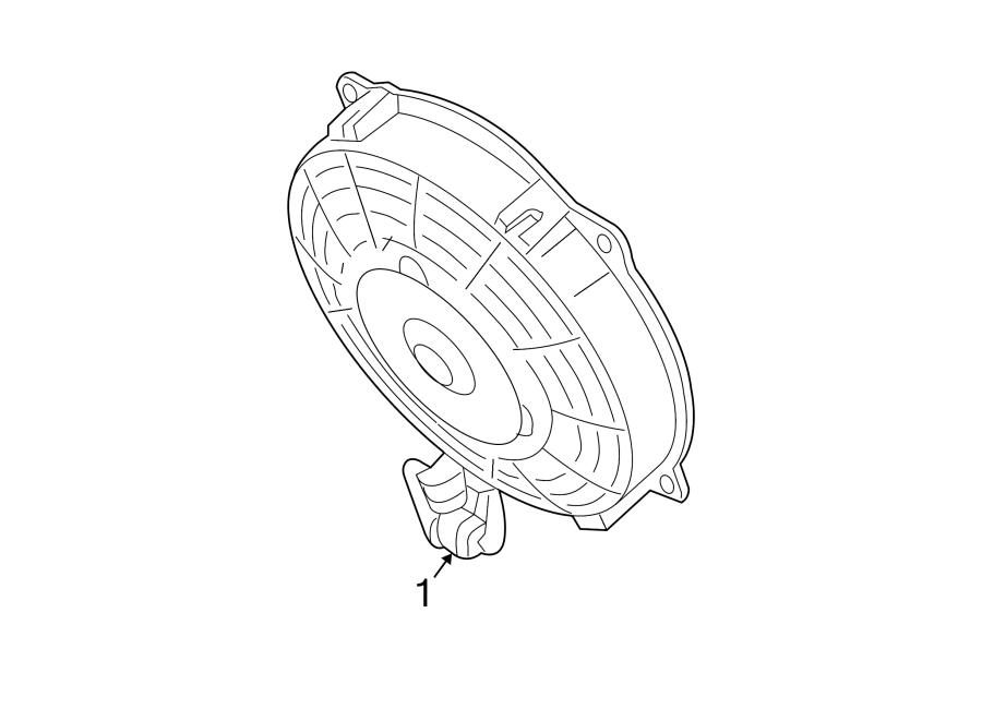 2004 Audi S4 Electr fan. Fan and motor. Fan assembly. 4.2