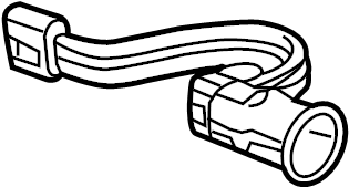 2012 Audi A6 12 volt accessory power outlet (front, rear