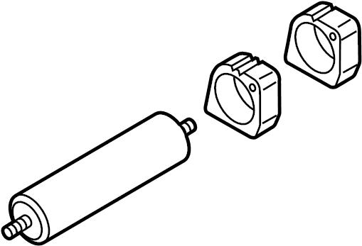 Fuel Filter For 04 14 0l Frieghtliner