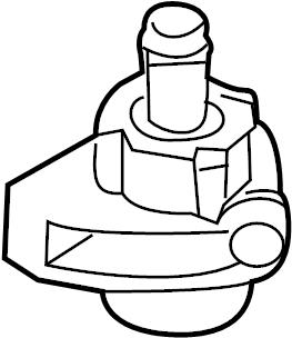 Audi Q5 Engine Auxiliary Water Pump. 2.0 LITER 2010-11