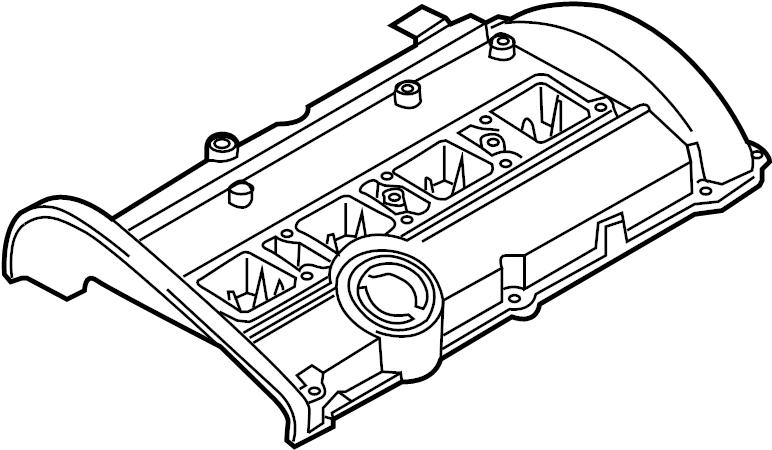 2011 Audi Engine Oil Pan. Lower cover. Lower oil pan. OIL