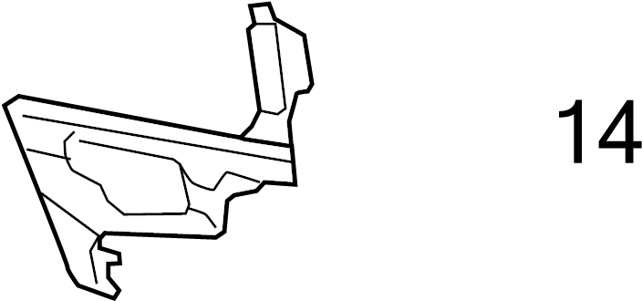Audi A5 Bumper Guide (Upper, Lower). REAR, CONVERTIBLE