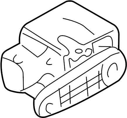 Audi A8 Sensor. (Front, Rear). Control, RANGE, HEADLIGHT
