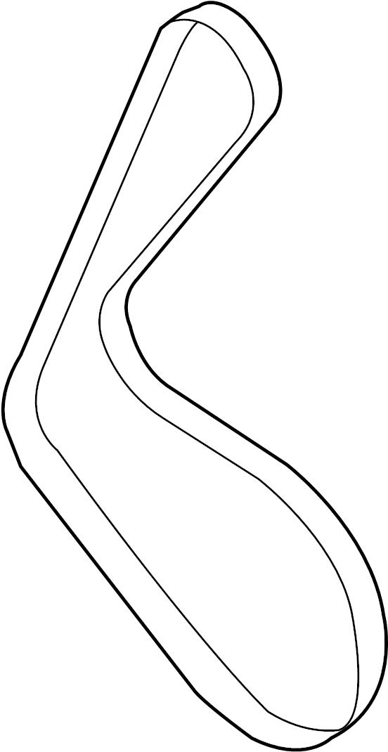 Audi Q7 Ac belt. Alternator belt. Drive belt. Ribbedbelt