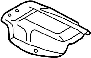 2001 Audi TT Base Convertible 1.8L M/T Quattro Exhaust