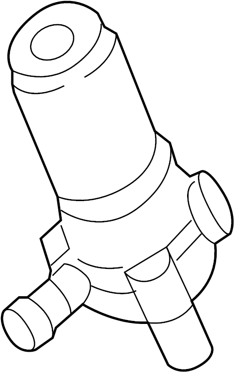 Audi TT Engine Auxiliary Water Pump. CCTA, CBFA