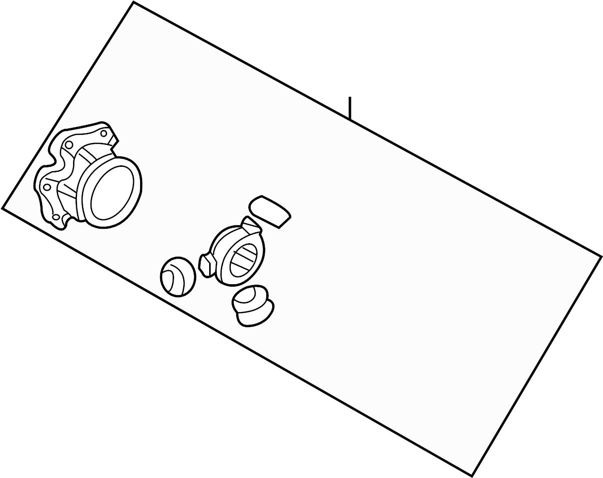 Audi RS4 Cv joint kit. Inner cv joint. Inner joint