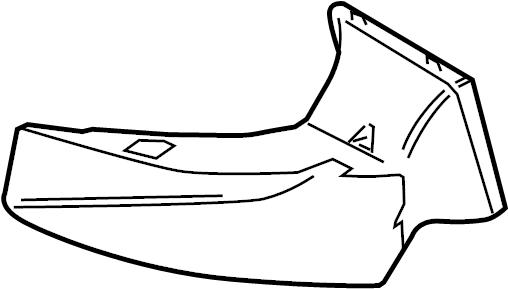 2007 Audi A4 Base Sedan 2.0L A/T Quattro Engine Air Intake