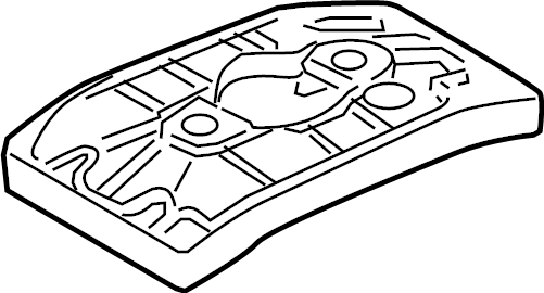 Audi A4 Manual Transmission Shift Lever Insulator. SHIFTER