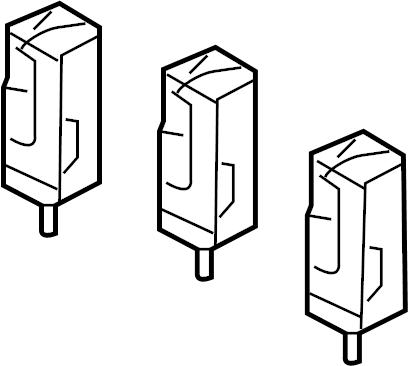 Audi A4 Connector. Antenna. Booster. Antenna Adapter