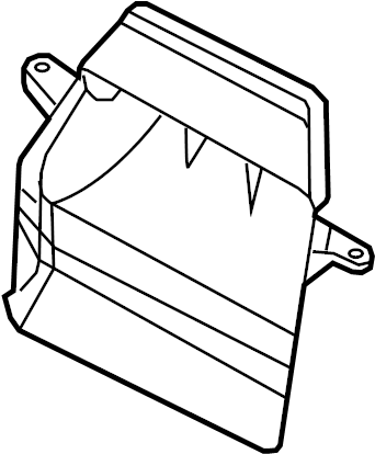 Audi A4 Engine Air Intake Hose. LITER, Duct, TRANSAXLE