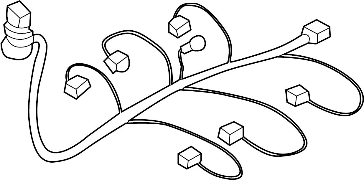 2013 Audi Automatic Transmission Fluid Temperature Sensor