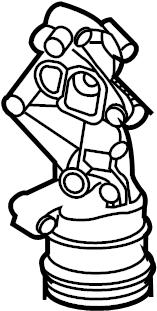 2014 Audi Adapter. Insert. TUBE. Engine, TRANSAXLE, LITER