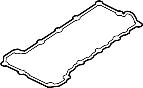 Audi Q7 Engine Valve Cover Gasket. Passat. Q7. BEARINGS