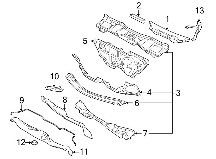 Vw Beetle Body Parts Diagram : Volkswagen Beetle Door