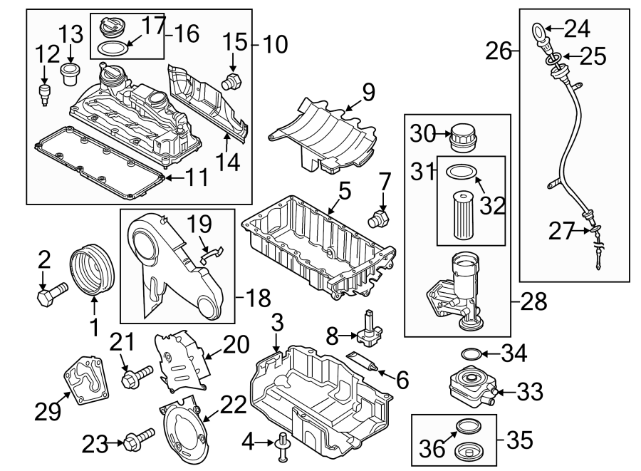 2009 Volkswagen Jetta Engine Intake Manifold Gasket