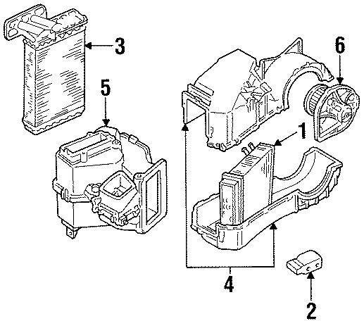 1993 Volkswagen Corrado A/c expansion valve. Regulation