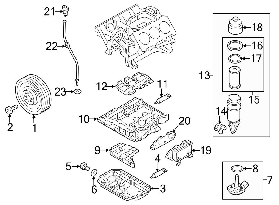 2012 vw touareg engine diagram