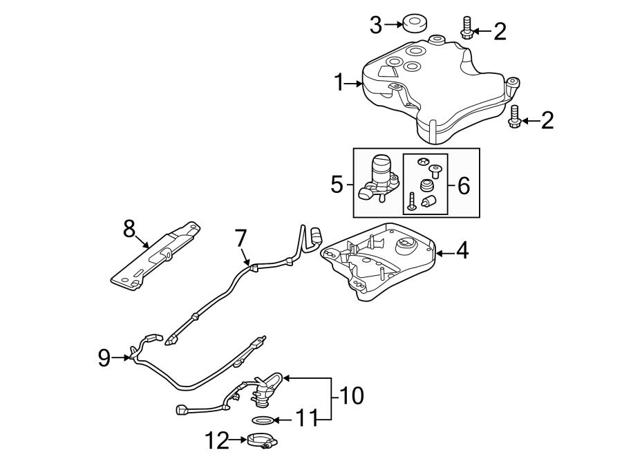 2015 Volkswagen Passat Diesel Exhaust Fluid (DEF) Injector