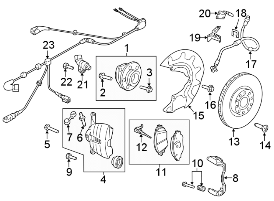 brake caliper parts diagram auto parts diagrams