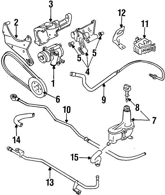 1995 Volkswagen Golf. 2.0 liter. 4 cylinder. 4 cylinder