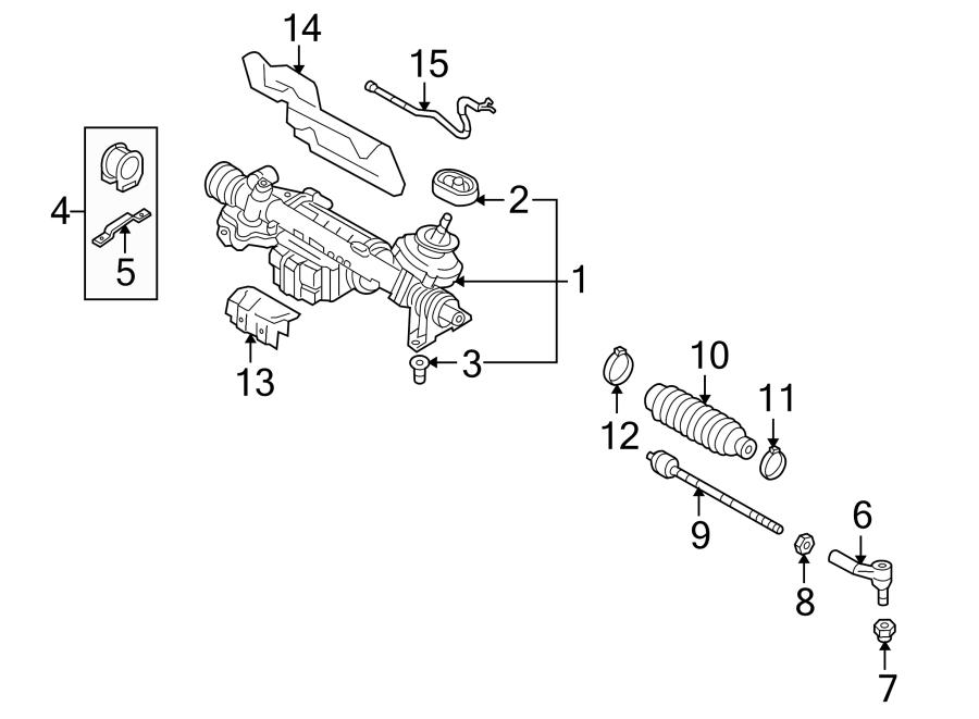 2014 Volkswagen Eos Wire harness. Wiring Harness Connector