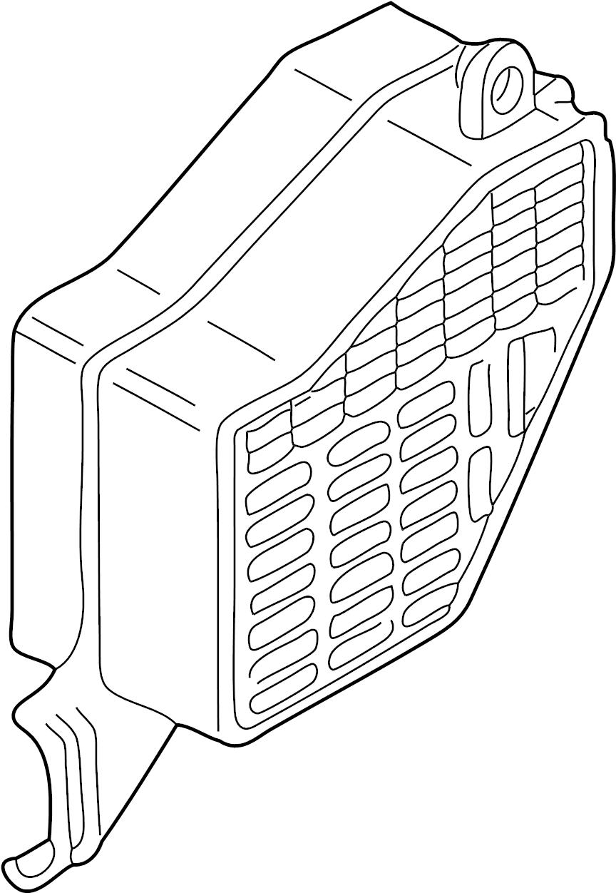 2008 Volkswagen Beetle Fuse Box. Audi; Volkswagen. FUSES