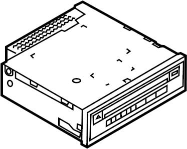 2011 Volkswagen Touareg Dvd player. Dvd unit. Dvdchanger