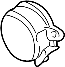 2004 Volkswagen Jetta Wagon Camshaft sensor. Engine