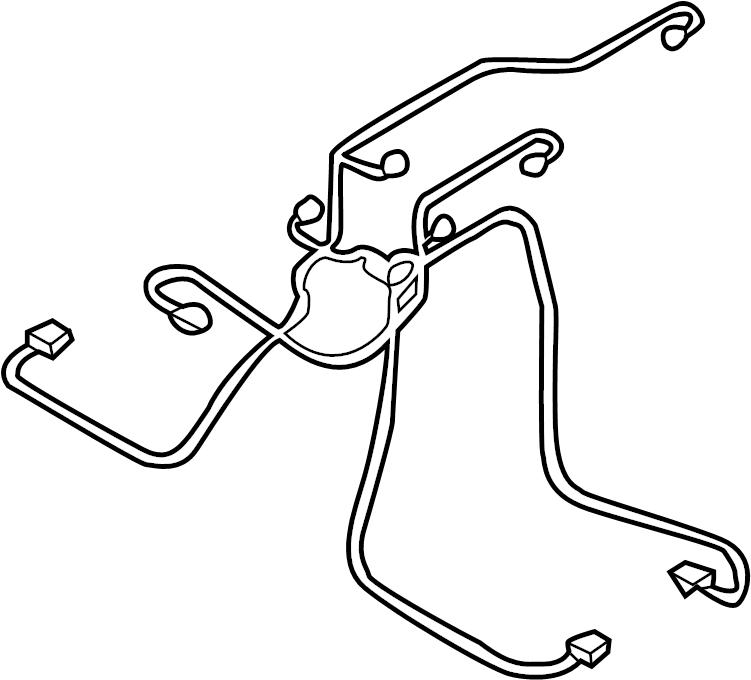 2007 Volkswagen Passat Sensor. Temperature. Air