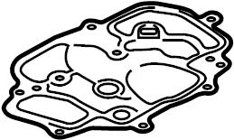 2010 Volkswagen Touareg Engine Oil Filter Adapter Gasket