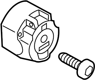 2013 Volkswagen Touareg Trailer Tow Harness Connector. Pin