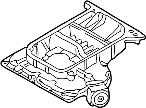 Audi 2000 2 8l Engine Oil Diagram
