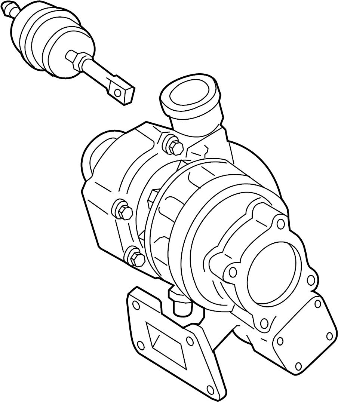 passat w8 engine diagram