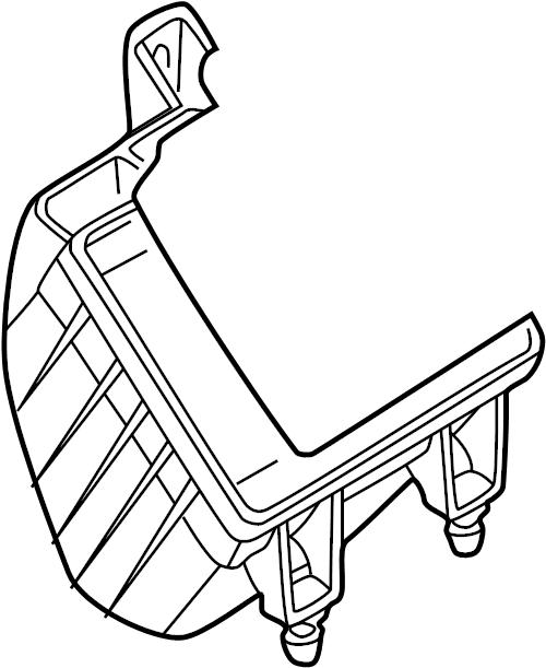 2004 Volkswagen Passat AirCLEANER. 2.8 LITER, w/o cold