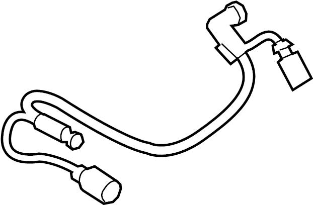 2013 Volkswagen Passat Diesel Exhaust Fluid (DEF) Injector
