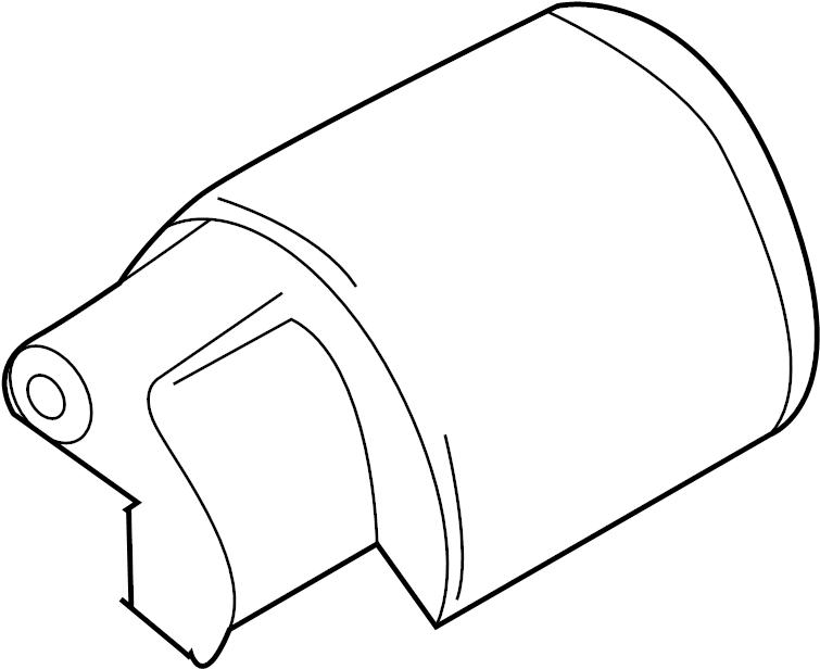 2018 Volkswagen Tiguan Limited Starter solenoid. SWITCH