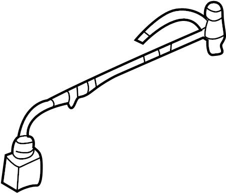 2005 Volkswagen Golf Alarm switch. GATE, OEM, LIFT, Group
